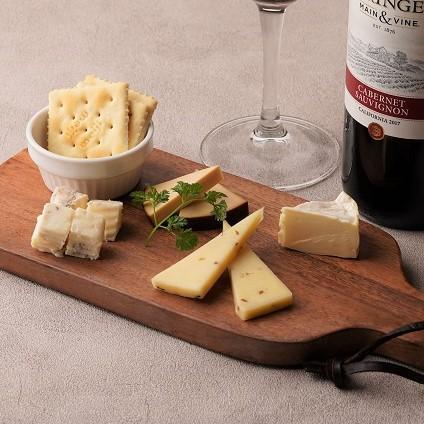 4種チーズ盛合せ
