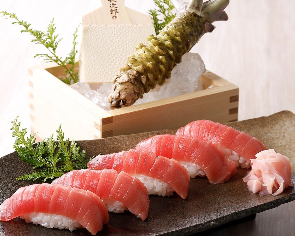 【国産本マグロ】本マグロのにぎり寿司
