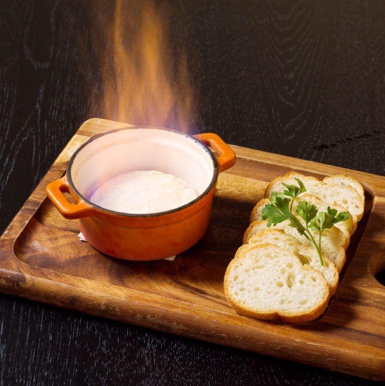 炎のオーブン焼き カマンベール