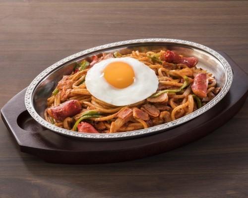 ~炒めスパゲティ~ナポリタン