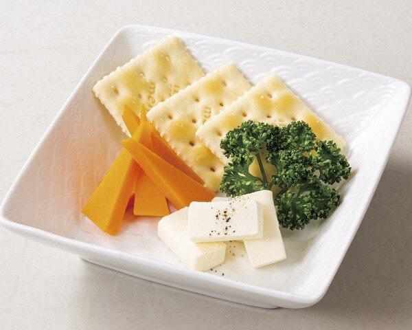 おつまみチーズ2種盛合せ