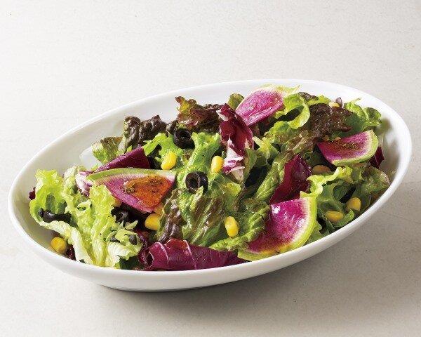 ペッパーオリーブグリーンサラダ