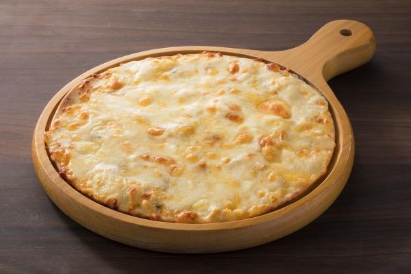 6種チーズのおつまみピザ