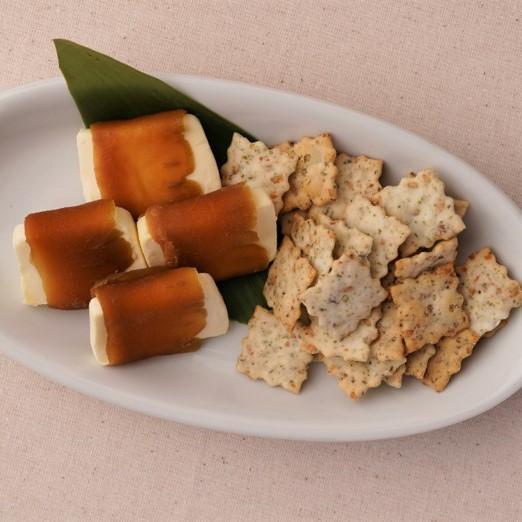 奈良漬&クリームチーズ