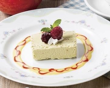 ピスタチオのアイスケーキ