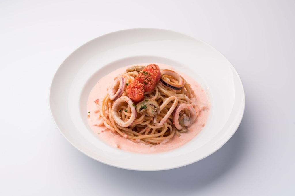 炒めスパゲティ「明太子」
