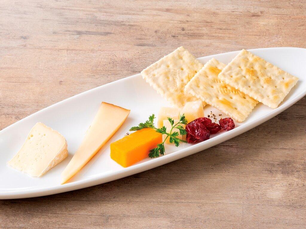 チーズ4種盛合せ
