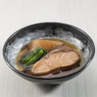 本日の煮魚