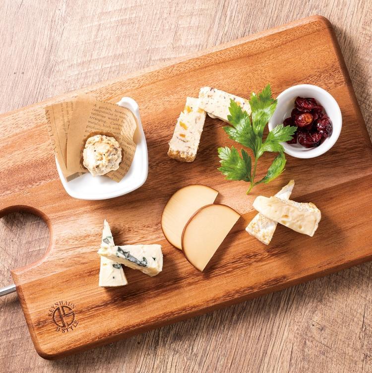 5種のチーズ盛合せ