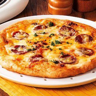 銀座ライオンのミックスピザ