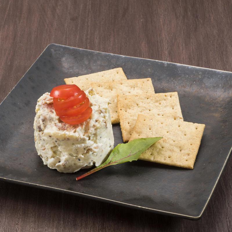 ビヤホールのポテトサラダ