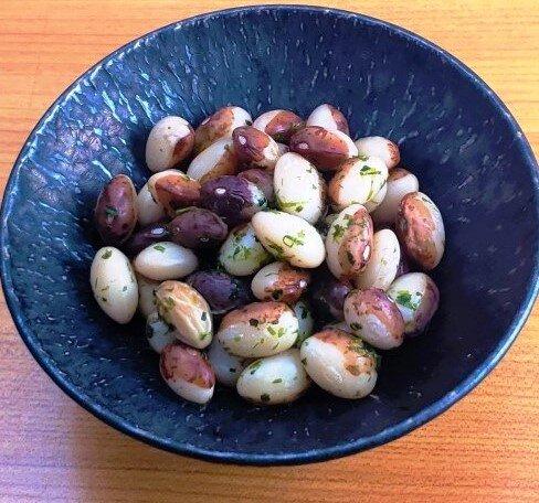 北海道産おつまみとら豆