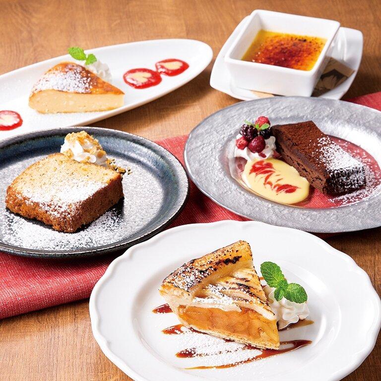 デザート各種