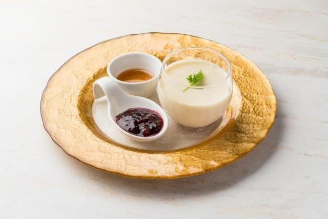 レアチーズ豆冨