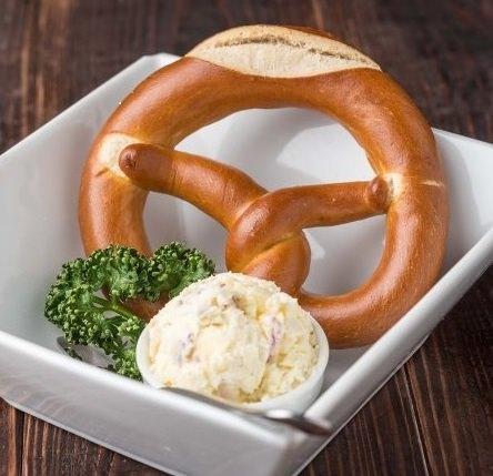 プレッツェル~白味噌チーズのディップ~