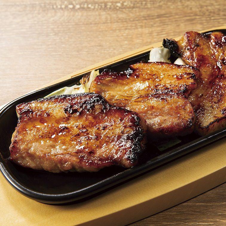 豚たれ焼き
