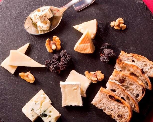 チーズ盛合せ3種