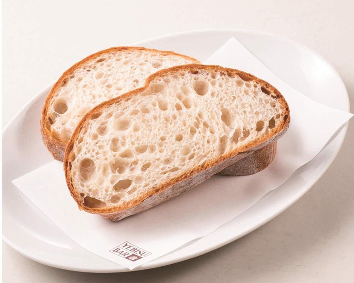~アヒージョとご一緒に~パン