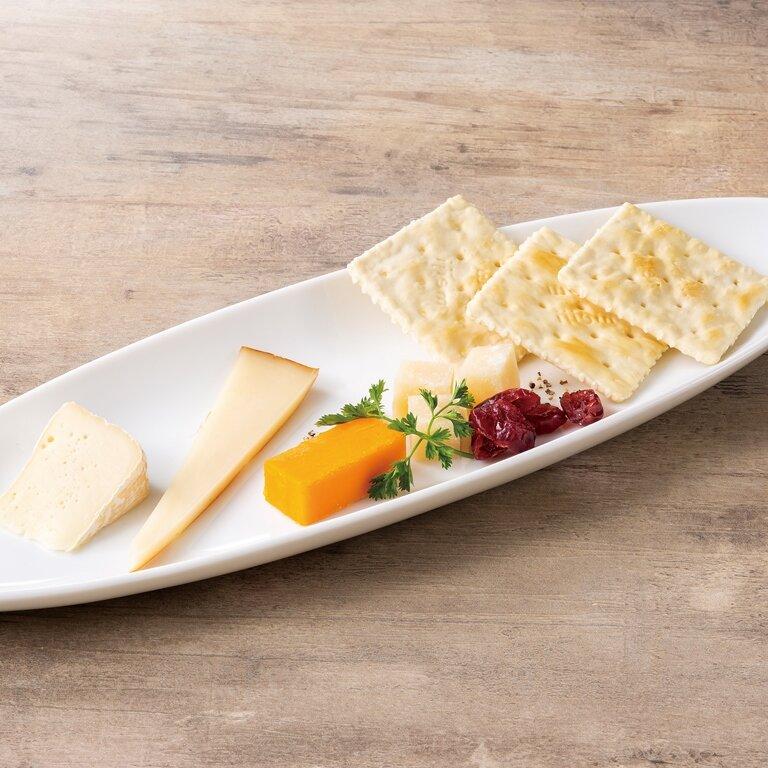 チーズ4種盛合わせ