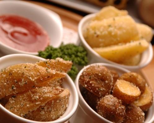 3種味比べポテトフライ
