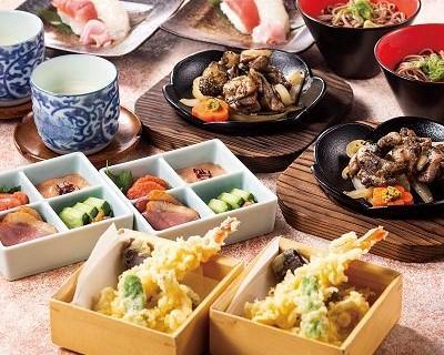 お昼限定『陽だまりの宴』 2,500円【要予約】