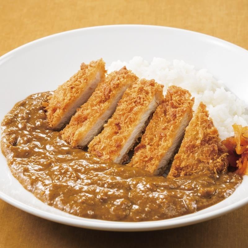 カツカレー(平日・ホリデー)