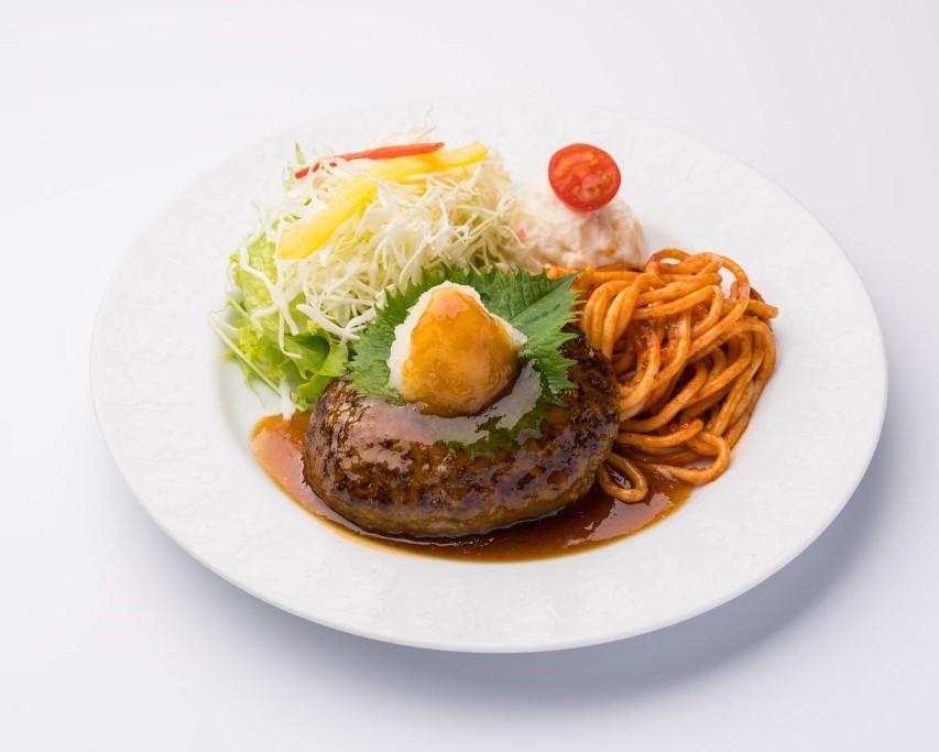 デラックスハンバーグステーキ ~和風おろしソース~
