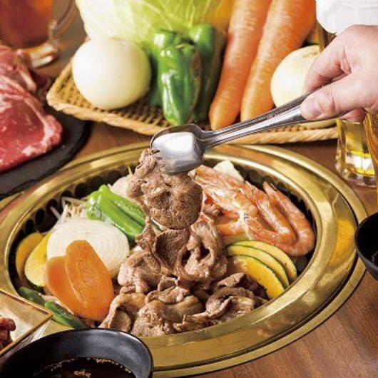 ◆焼肉BBQ 90分食べ放題ランチ◆【牛/豚/鶏】焼肉BBQ