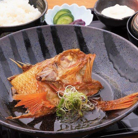 本日の魚御膳