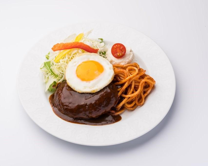 デラックスハンバーグステーキ ~デミグラスソース~