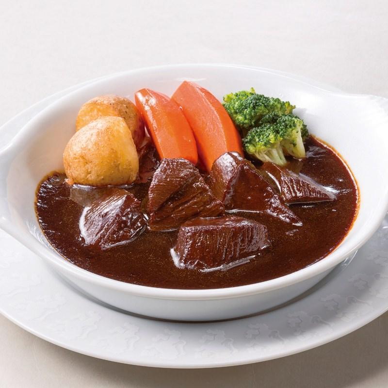 牛タンシチュー  (ライス付き)