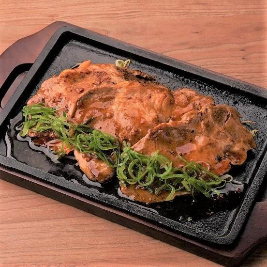 ポーク生姜焼きランチ
