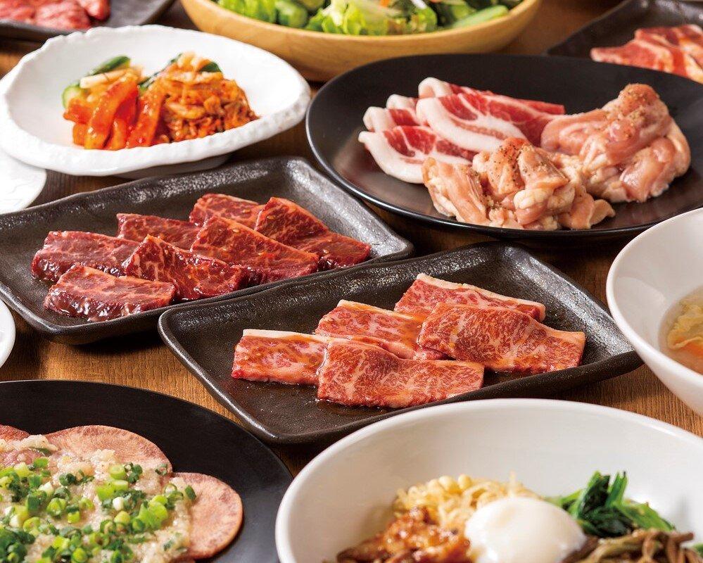 本格焼肉&ジンギスカン ばくよう亭 新宿店