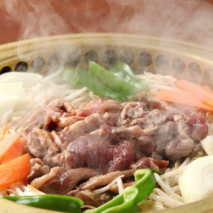 焼肉BBQ&ジンギスカン ばくよう亭 新宿店