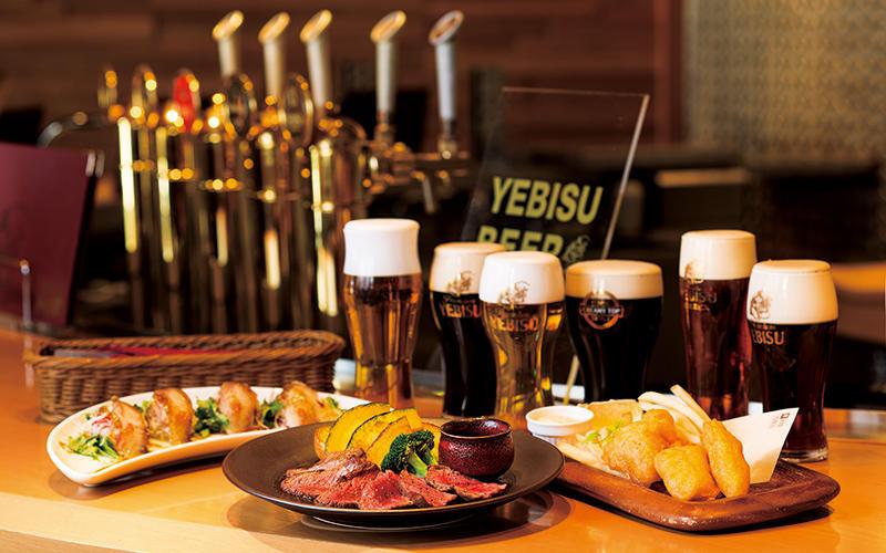 YEBISU BAR 銀座コリドー街店