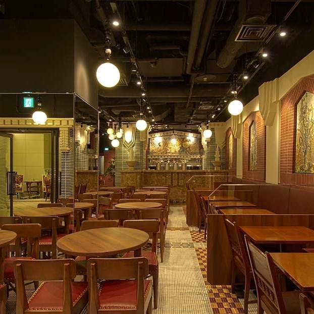 銀座ライオン 恵比寿ガーデンプレイスグラススクエア店