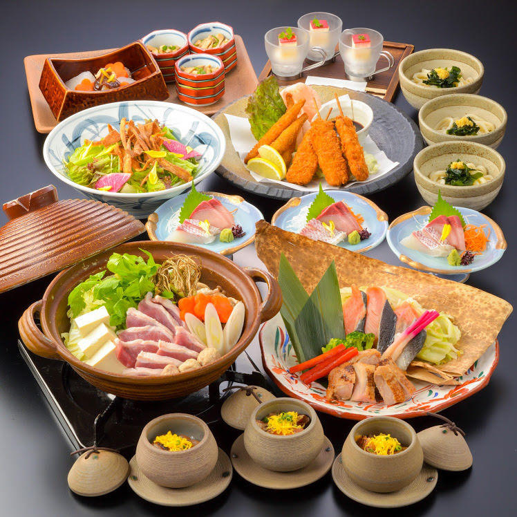 個室・炉端料理 かこいや 仙台駅前店