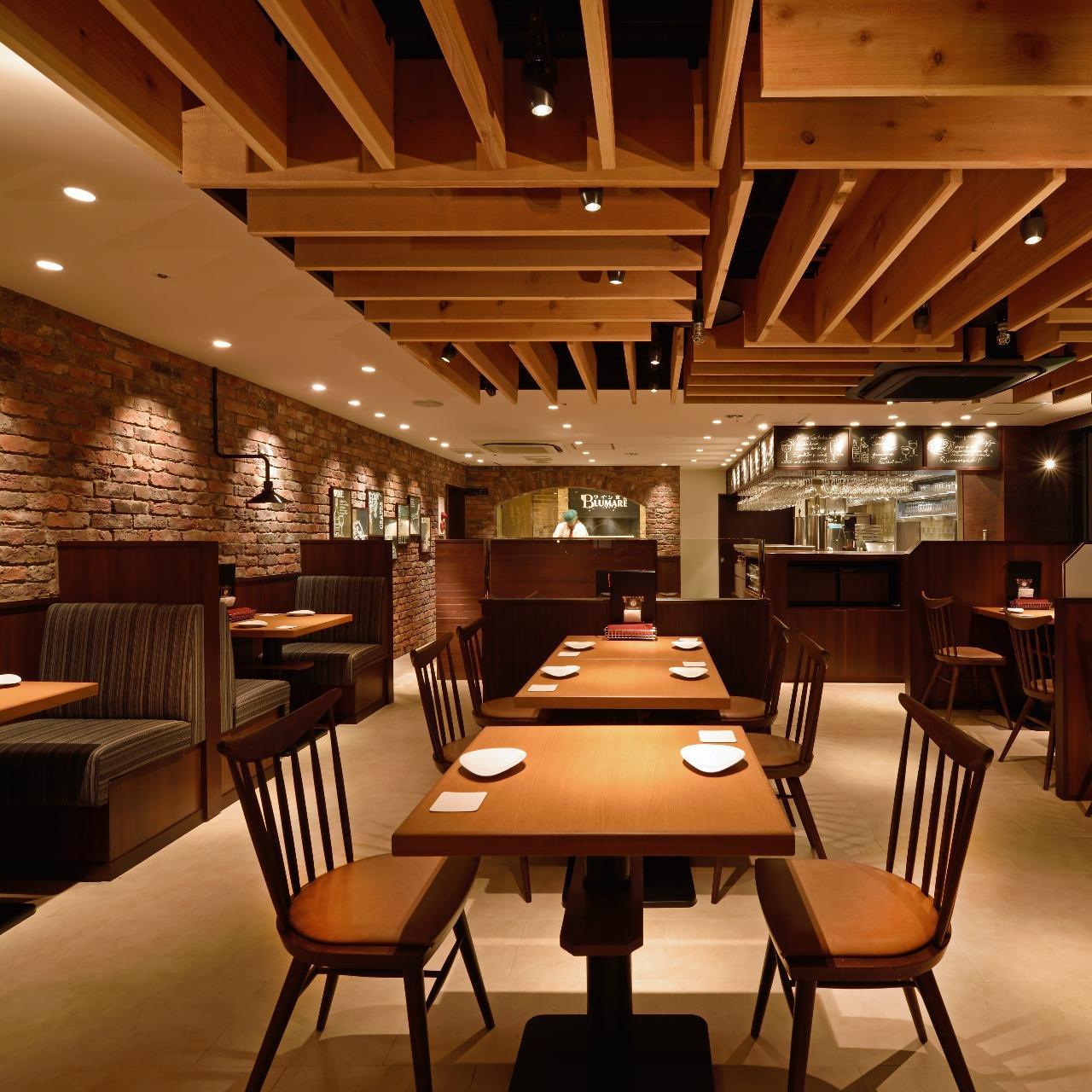 ワイン食堂 ブルマーレ 新宿店