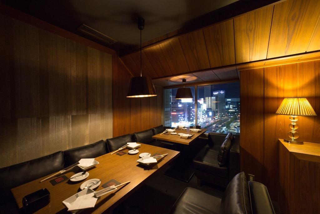PRIVATE DINING 点(ともる) 名駅太閤口店