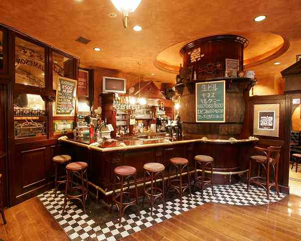 THE DUBLINERS' IRISH PUB 池袋店