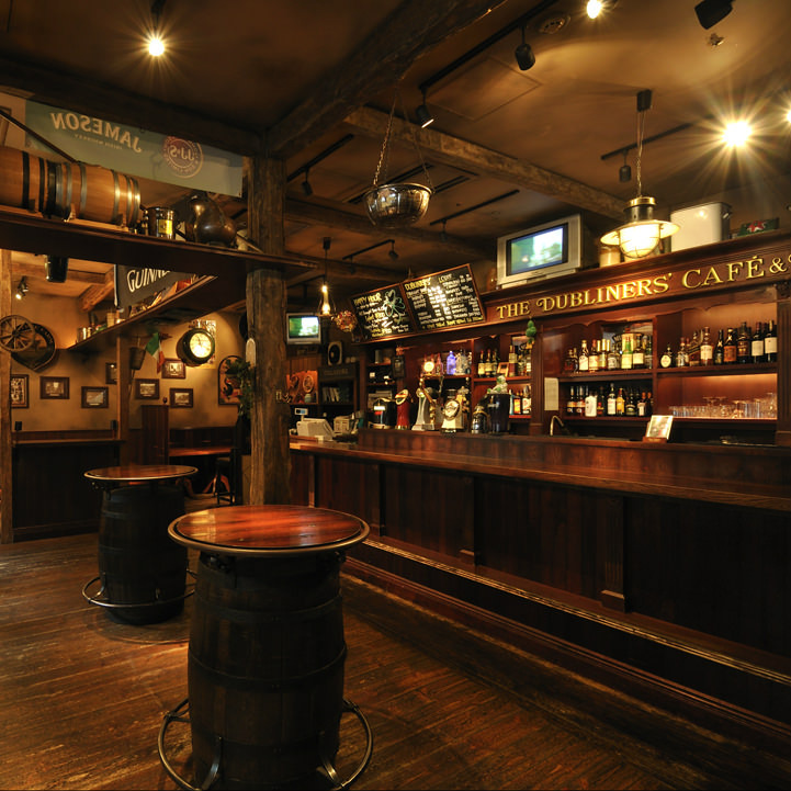 THE DUBLINERS' CAFE&PUB 品川店