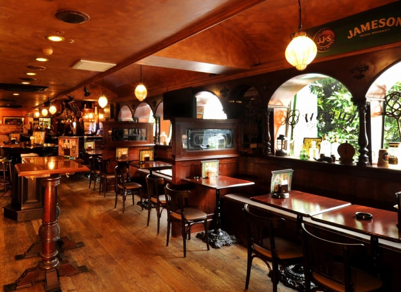 THE DUBLINERS' IRISH PUB 新宿店